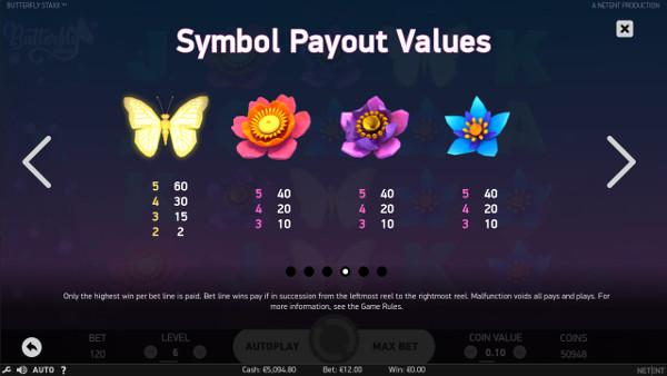 Игровой автомат Butterfly Staxx - в казино Азино777 выиграй в слоты NetEnt