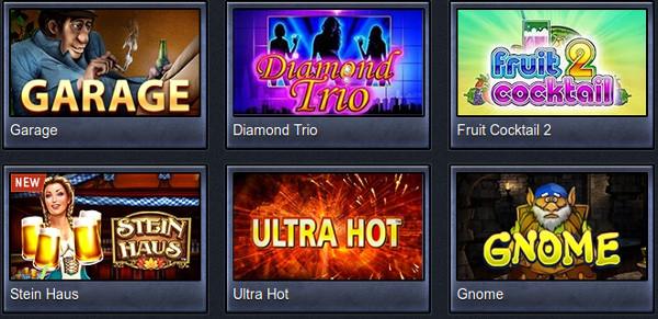 Игровой портал Admiral777 - лучшие видео-слоты на сайте популярного бренда