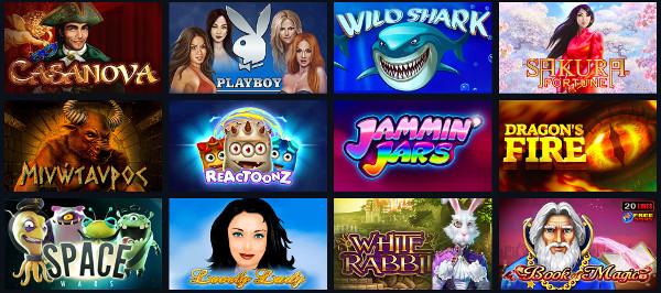 Новые игровые слоты от frankkazino.ru - играй с мобильного